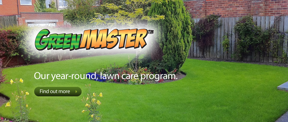 Greenmaster lawn care programme